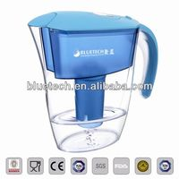 Factory supply directly! Best quality cheap price white clear mineral water filter pot made in china