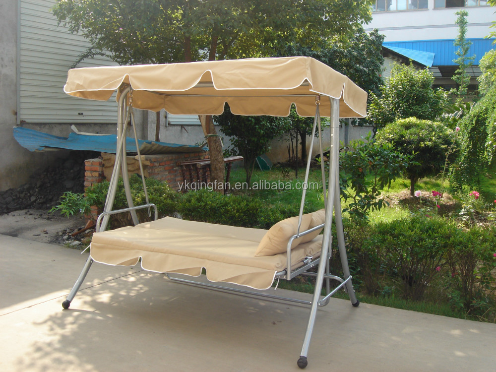 Outdoor Patio Swing With Canopy Buy Patio Bed Swing