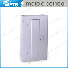 yueqing superior square d qo load center 200 amp single phase outdoor cable electrical distribution box/load center