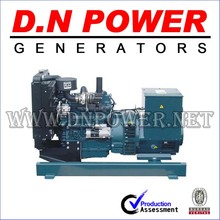 Excellent Japan Generator!Kubota Open Power Generator with ISO