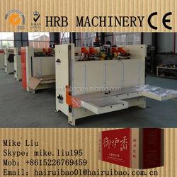 Hot sale corrugated carton stiching machine in China