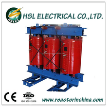 3 phase dry type step down 1500 kva voltage transformer