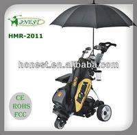 Used Digital Remote Electric Golf Cart Golf Trolley Golf Buggy HMR-2011