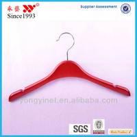 cheap female anti-slip clothes hanger plastic