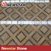 Newstar pattern medallion floor tiles