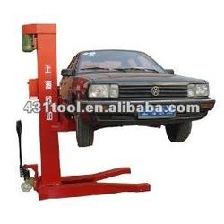 QJD-2.5G Single Post Mobile car service shop