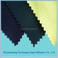 eco-friendly and soft 50 polyester 50 cotton twill fabric for pants