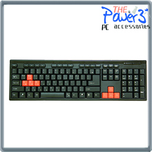New Year's Day Colored Wireless Keyboard For Hisense Smart Tv