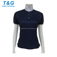 OEM high quality wholesale custom sublimated t shirt horse riding clothes