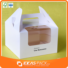 2015 new packaging gift paper custom made cakes box