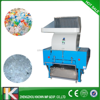 factory supply plastic bottle cutter /plastic crusher machine