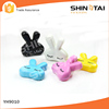 Best selling new style cartoon rabbit contact lens case