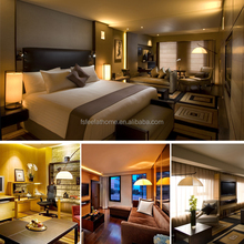 Luxury hotel furniture set factory in Foshan City 4 & 5 stars hotel bedroom suite room price