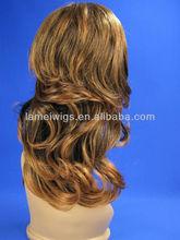 Hair integration wigs