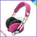 Free amostras durável fone de ouvido fone de ouvido, excelente qualidade do fone de ouvido com som de boa