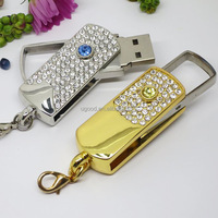 Best selling Highspeed Freesample jewelry diamond usb flash drive