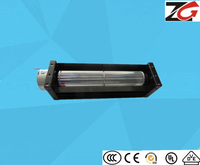 30*160mm dc brushless flow fan 12v ( CE VDE CCC RoHS UL approved)