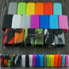 Temperature Control 18650 E cigarette ipv D2 Mods ipv d2 silicone single 18650 external battery silicone case/sleeve