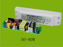 5x1w led power supply constant current 320mA certificate for downlight