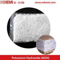 Potassium Hydroxide in pearl 95%