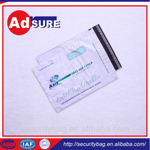 courier bag with document envelope/self sealing poly mailers shipping envelopes/self-seal padded mailers