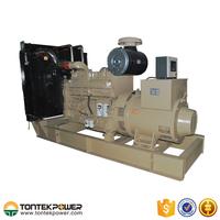 High RPM Water Cooling 470kW Diesel Genset
