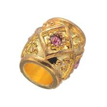 Ouro e prateado cor beads alloy jóias designer de alta qualidade réplica jóias
