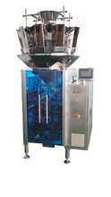 Automatic Mustered Seed weighing and packaging 2 in 1 machine