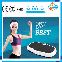 MB-TM02 Space Travel Cable Crossover Machine Fast Burning 3D Massager Vibration Plate