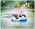 Rafting barco para churrasco