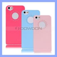 Super Slim Cute Hard Love Heart Case for iPhone 5 5S