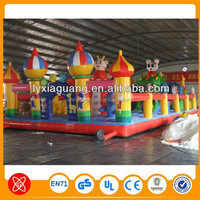 kids inflatable toys park equipment commercial jumping castles sale