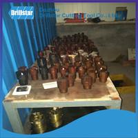 Dezhou drillstar ctting tool bta drill head with sandvic insert