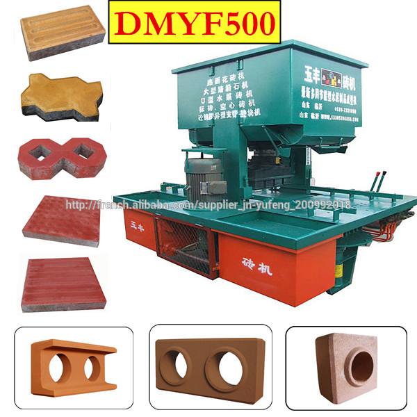 dmyf500 ciment fabrication de briques machines. Black Bedroom Furniture Sets. Home Design Ideas