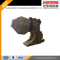 800mm tank inner head grinding stone edge polishing machine