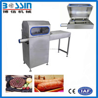 Best Selling China Sausage Pneumatic Meat Stuffer 500kg/h