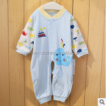 Hot sale Spring children's clothing infant dress climbing baby rompers