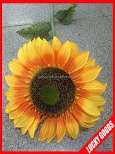 decorative big 1.5m decorative fake sunflower
