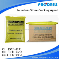 Expansive Mortar Stone Cracking Powder for Granite Cutting