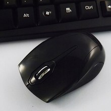 2.4Ghz optical wireless mouse and keyboard combo
