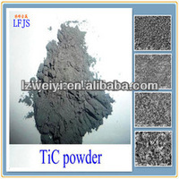 Metal carbide powder