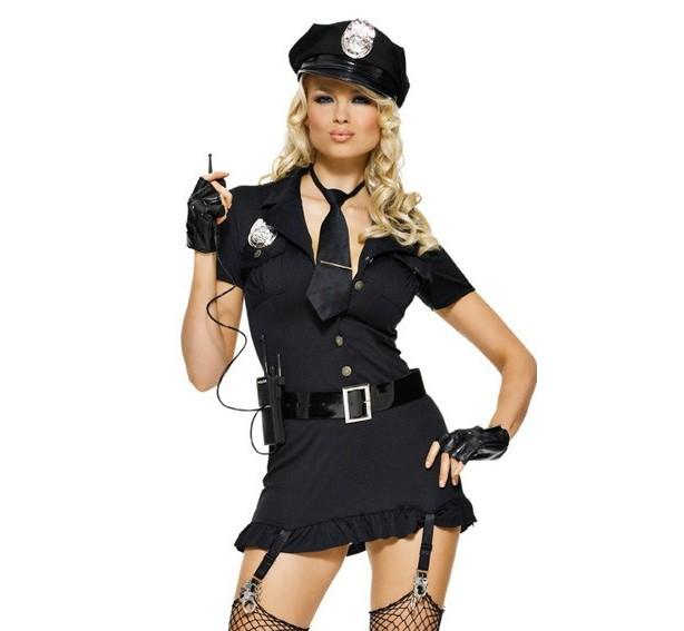 аниме полицейские девушки: