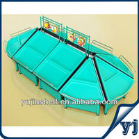 Welcomed Fruit Vegetable stand design in China