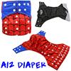 Ohbabyka Reusable Washable Pocket Baby Cloth Diaper Nappy