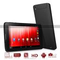 7 '' Quad Core Dual SIM abrió el PhoneTab K2 Android Tablet PC