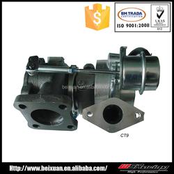 CT9 4EFTE engine turbo for starlet EP82/ EP91 hybrid Turbocharger