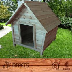 Easy Assemble Waterproof Wood Dog House Sale DFD3015