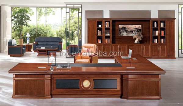 FOH high end office furniture Desk FOH B Wooden