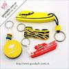 Factory customized promotional key chain / eva key chain wholesale