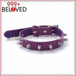 Wholesale dog collars pet collar cat collar bamboo gps dog collar